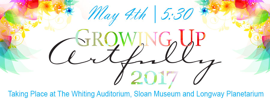 Growing Up Artfully - 2017